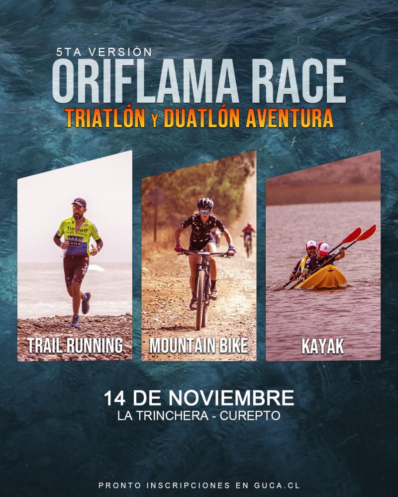 ORIFLAMA RACE - 5ta Versión
