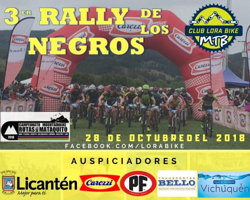 Rally De Los Negros 2018