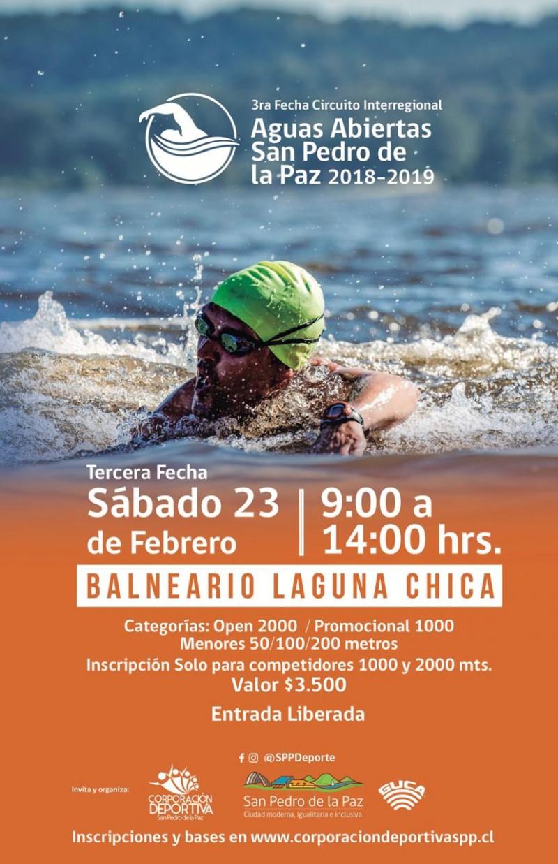 3° FECHA - AGUAS ABIERTAS SAN PEDRO 2019