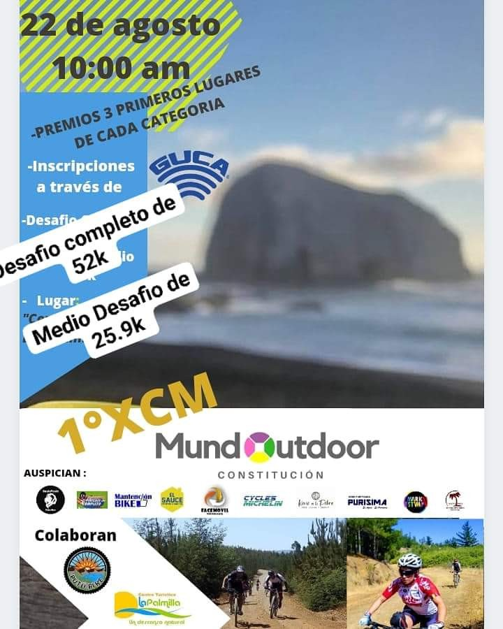 XCM Mundo Outdoor