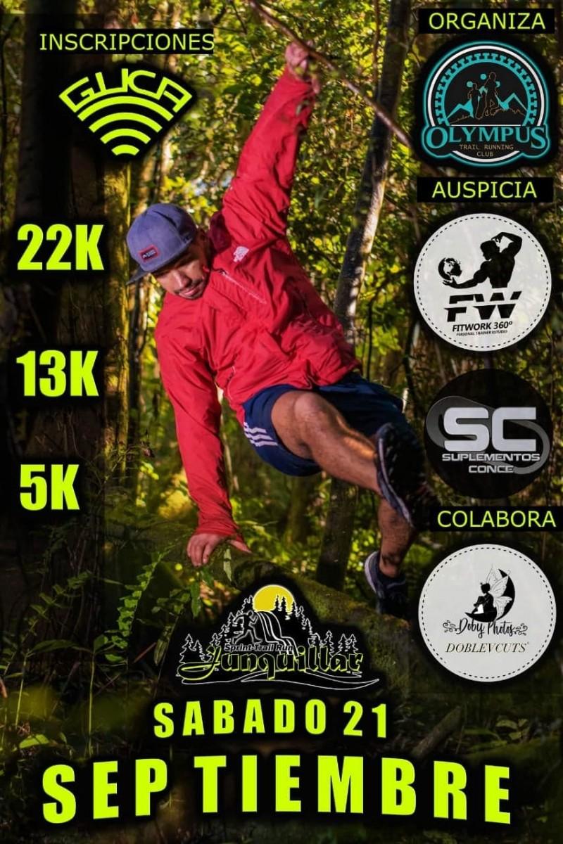 Sprint Trail Junquillar