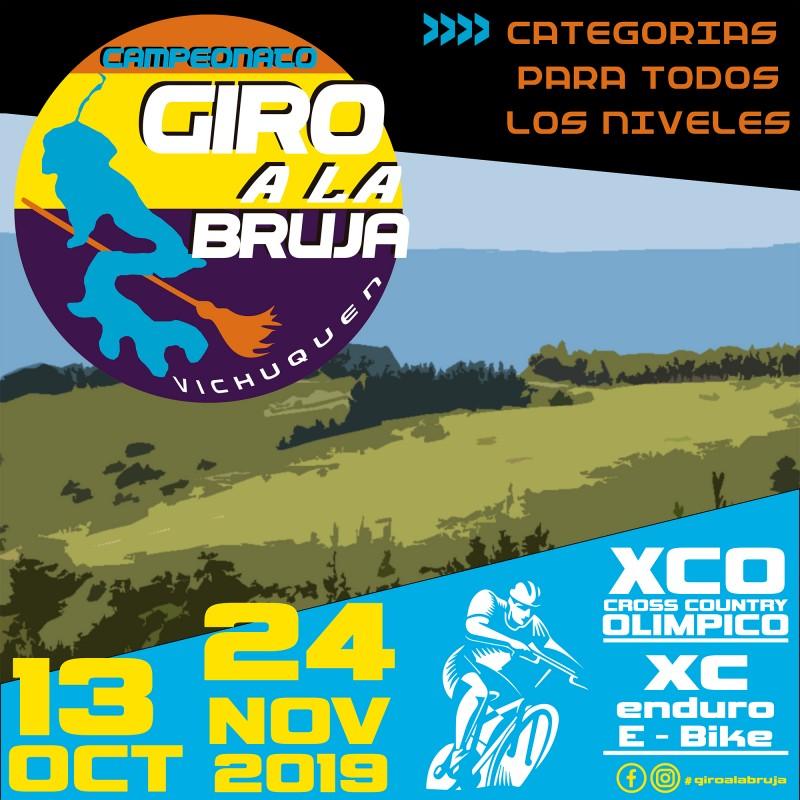 Campeonato XCO Giro a la Bruja - Primera Fecha