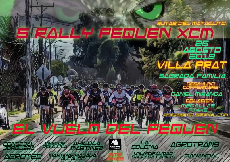5to Rally Pequén