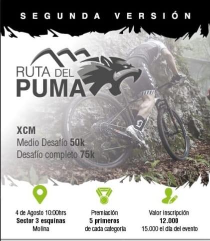 XCM Ruta del Puma