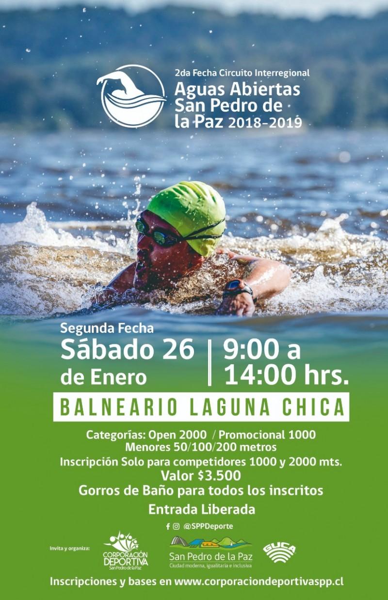 2° FECHA - AGUAS ABIERTAS SAN PEDRO 2019