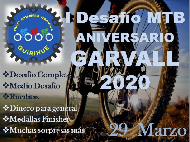 1 Versión aniversario GARVALL Quirihue