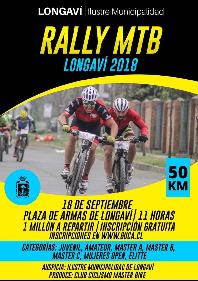 Rally MTB Longaví 2018